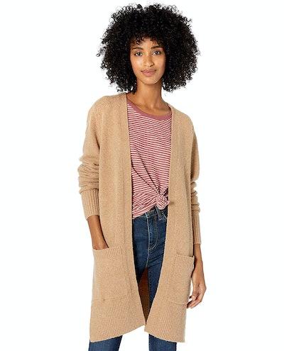 Goodthreads Women's Boucle Cardigan Sweater