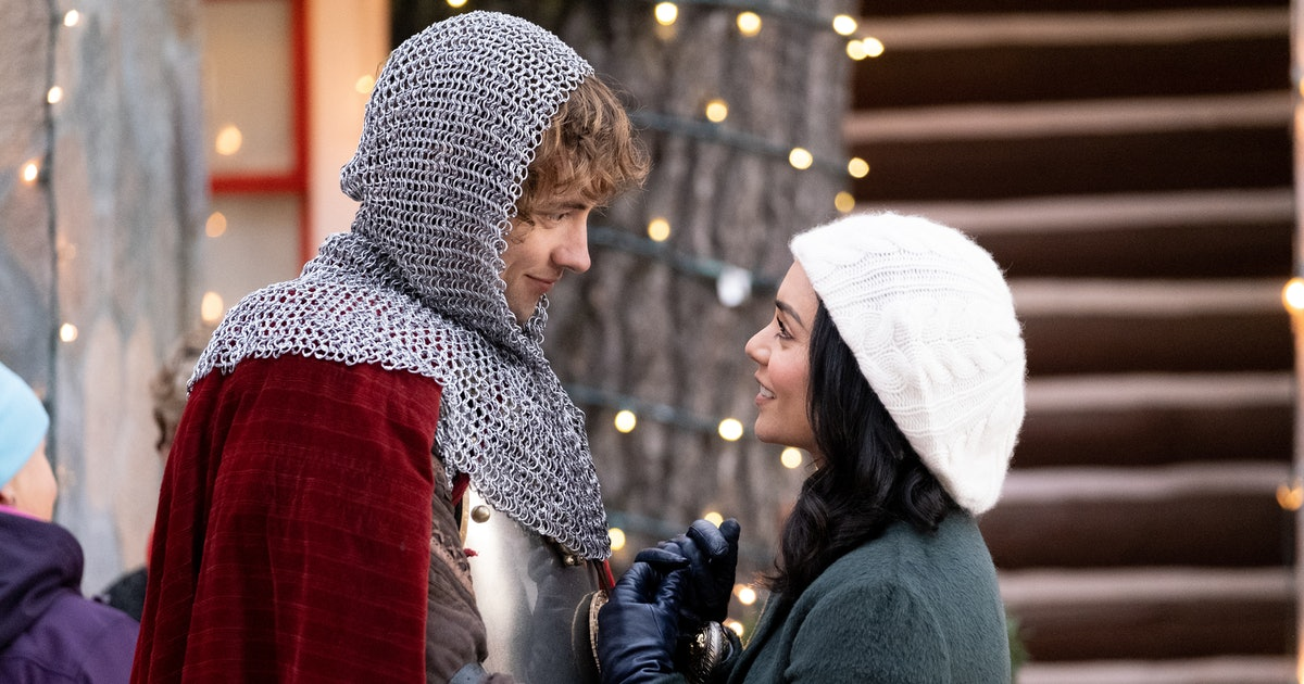 Netflix's 'Knight Before Christmas' Trailer Teases A Time-Bending Romance