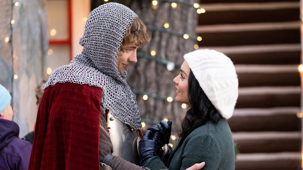 'The Knight Before Christmas' Netflix Holiday movie