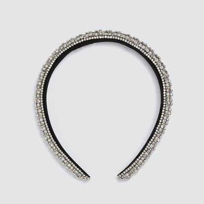 Bejeweled Padded Headband