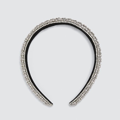 Bejeweled Padded Headband