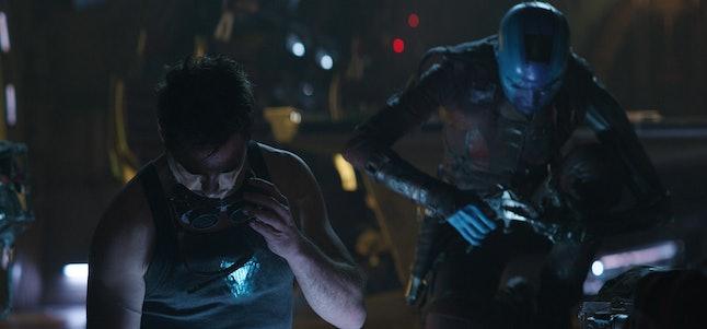 Robert Downey Jr. and Karen Gillan star in 'Avengers: Endgame' awards campaign