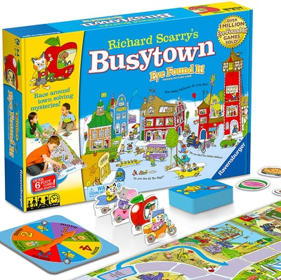 Wonder Forge Richard Scarry's Busytown