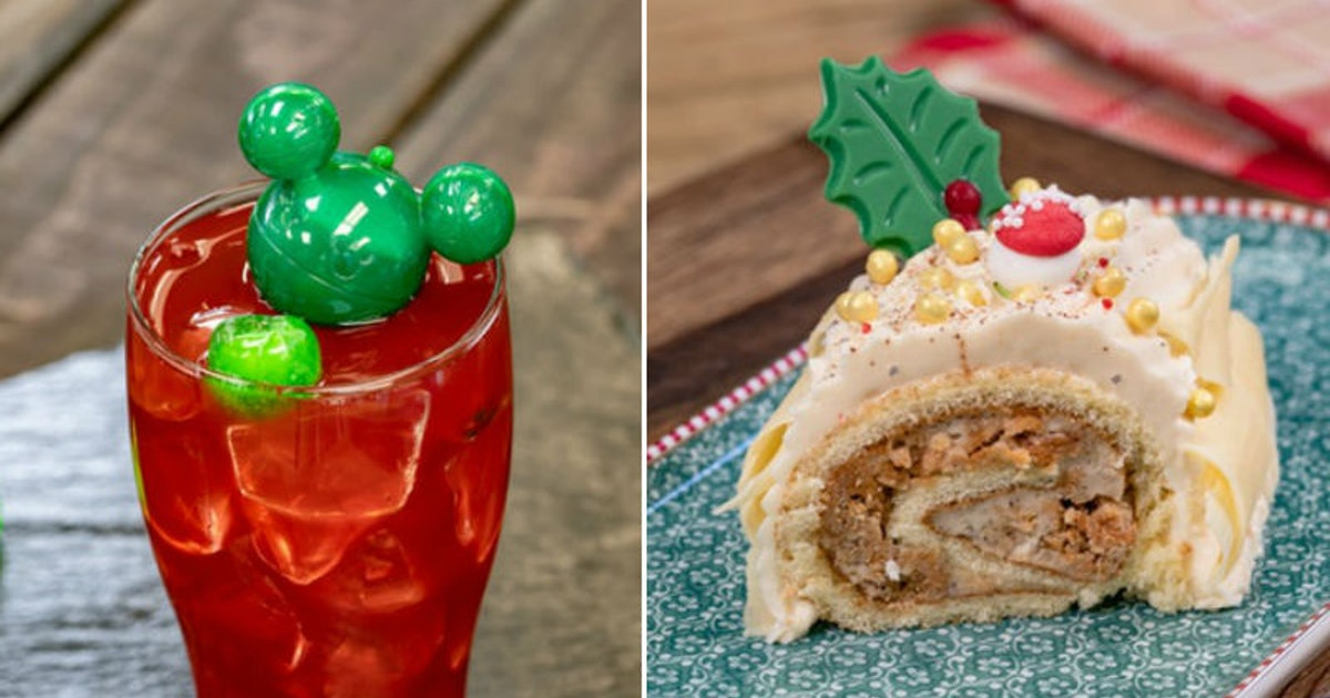 This Disneyland Holiday Treats 2019 Roundup Is Everything You Need RN