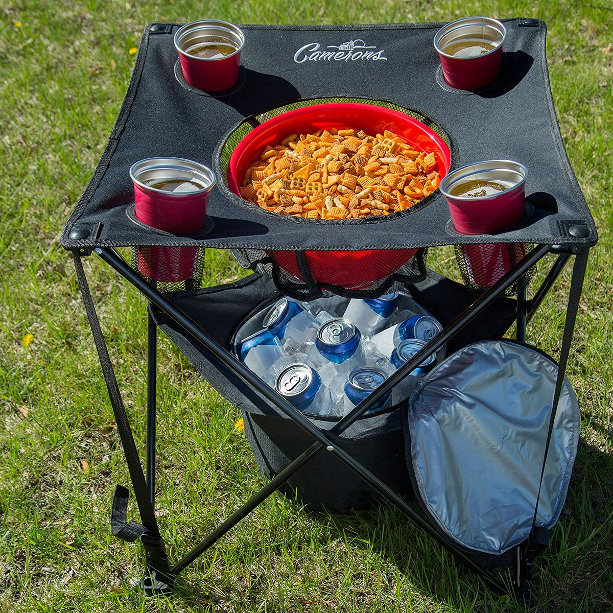 Camerons Products Collapsible Picnic Table