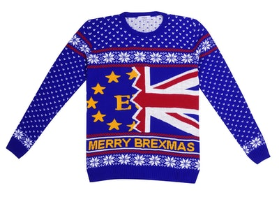 Remain Brexit Christmas Jumper