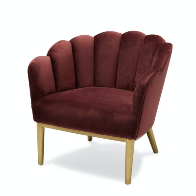 Petal Accent Chair