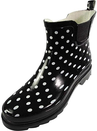 NORTY - Womens Ankle Rain Boots