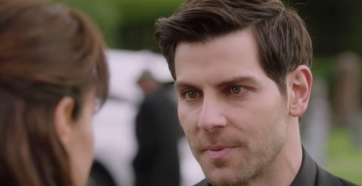 Eddie in the 'A Million Little Things' Season 2, Episode 8 promo