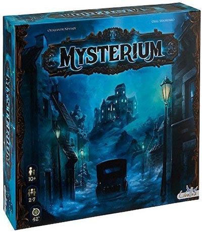 Asmodee's Mysterium