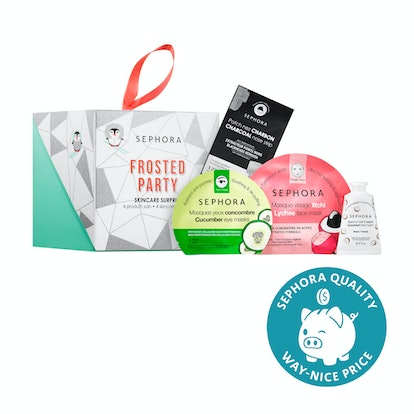 Frosted Party Skincare Surprise