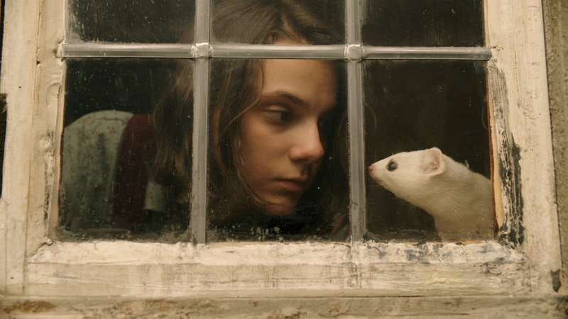 Daemons on 'His Dark Materials' are souls in animal form