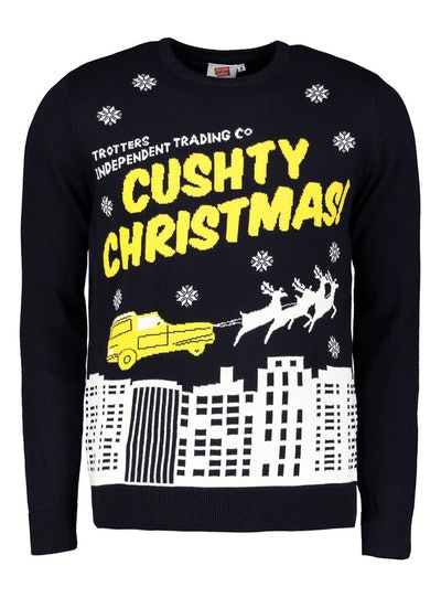 Christmas Only Fools And Horses Jumper