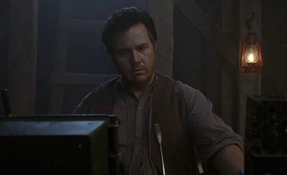 Josh McDermitt as Dr. Eugene Porter in The Walking Dead