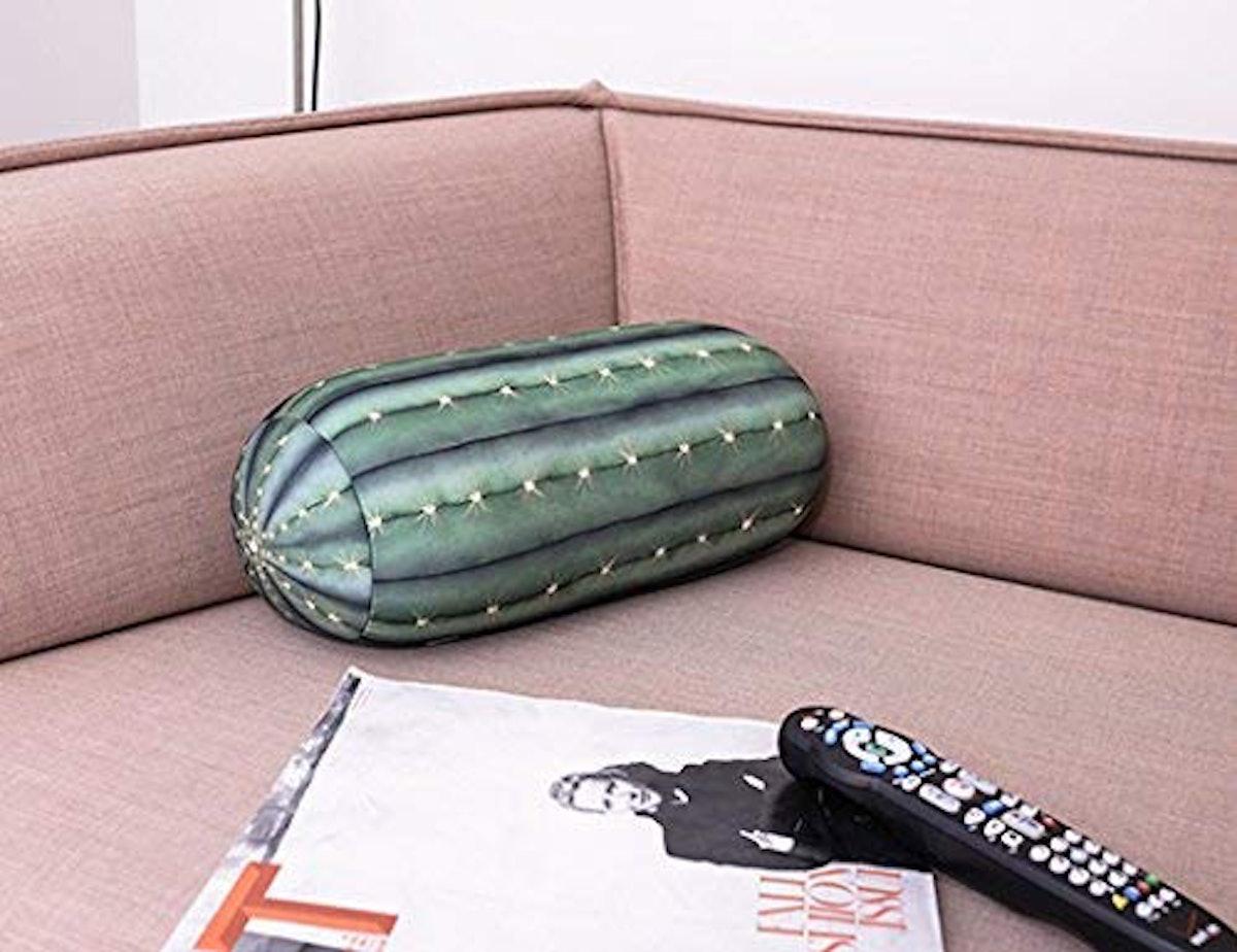 Kikkerland Cactus Pillow