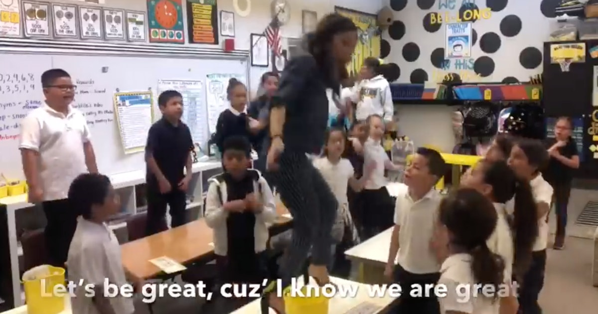 """A Remix Of Lizzo's """"Truth Hurts"""" Is Teaching Students To Be Great"""