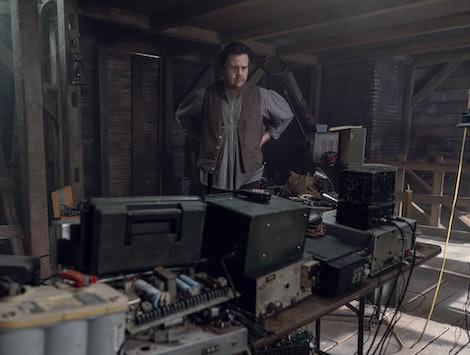 Josh McDermitt as Dr. Eugene Porter in The Walking Dead Season 10, Episode 6