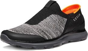 TSLA Men's Lightweight Sports Running Shoes