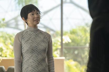 Lady Trieu (Hong Chau) in Watchmen may be planning something nefarious.