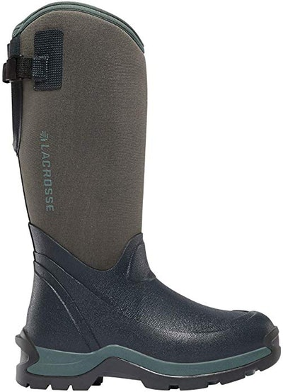 "Lacrosse Women's Alpha Thermal 14"" Waterproof Work Boot"