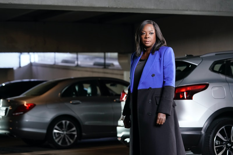 """The Nov. 7 episode of How to Get Away with Murder, titled """"I'm the Murderer,"""" introduced an Airbnb guest who could cause trouble for Annalise (Viola Davis)."""