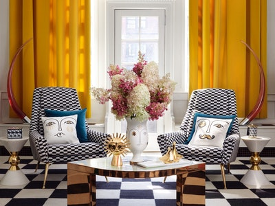 Jonathan Adler x H&M HOME collection brings bright, bold design to home goods