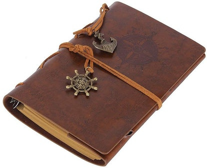 EvZ Leather Writing Journal