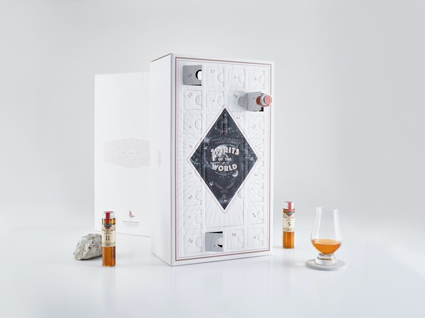 Flaviar Spirits Of The World Advent Calendar means you can taste liquor from all over the world.