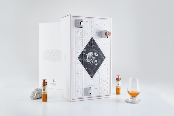 Flaviar Spirits Of The World Advent Calendar is a boozy option for those who don't want wine or beer this holiday season.