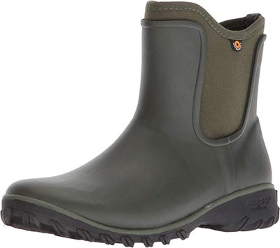 Bogs Women's Sauvie Waterproof Rubber Boot