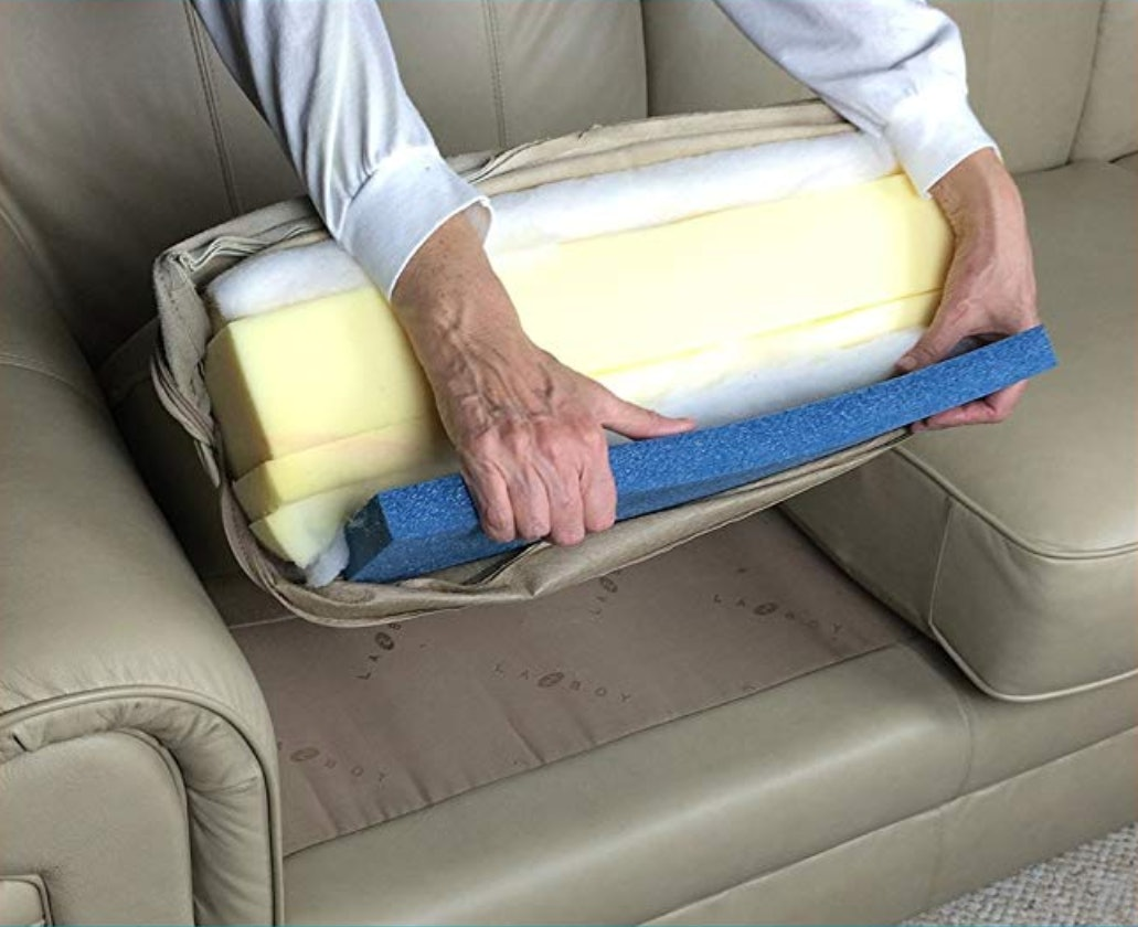 """Replacement Cover Designed to Fit the 12/"""" H Version of Foam Wedge Bed Pillow"""