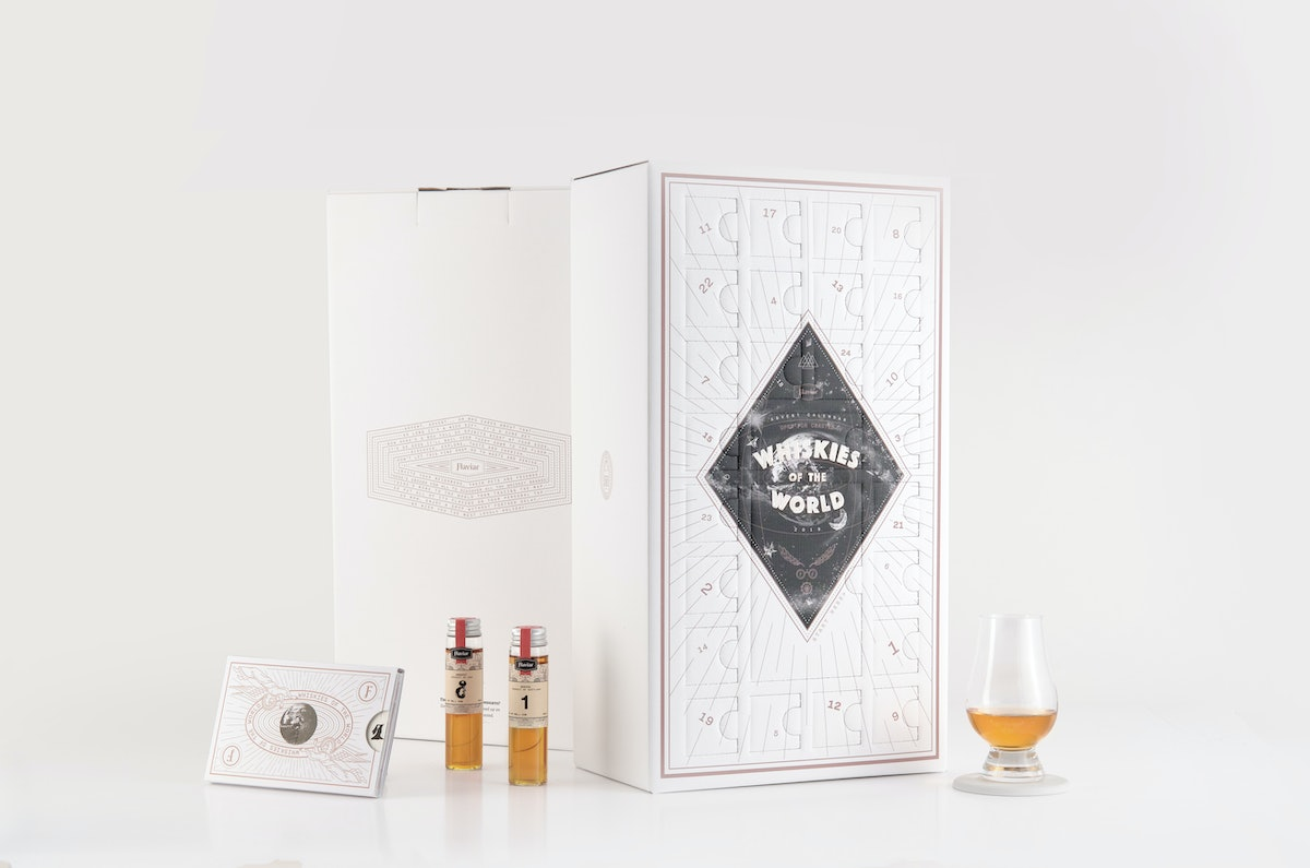 The Flaviar Spirits of The World Advent calendar is available for presale, so get ready for 24 days ...