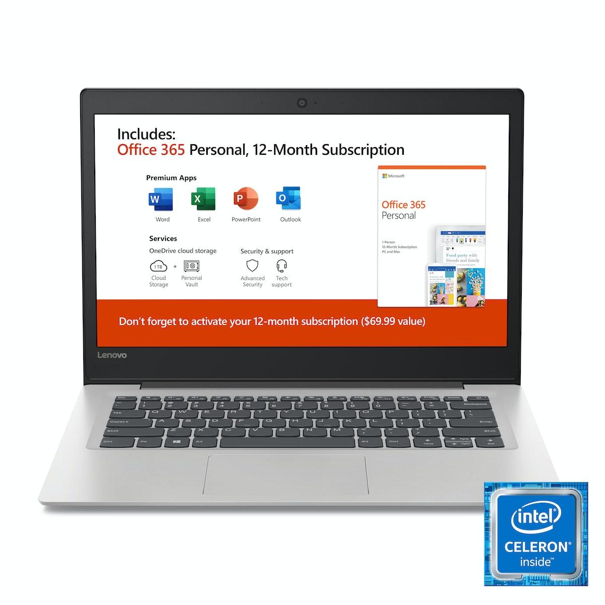 "Lenovo Ideapad 130s 14.0"" Laptop with Windows 10"