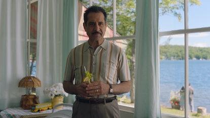 Tony Shalhoub as Abe Weissman in The Marvelous Mrs. Maisel