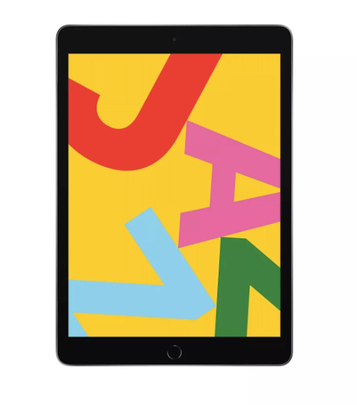 Apple - iPad (Latest Model) with Wi-Fi - 32GB