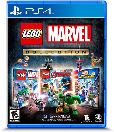 Lego Marvel Collection Video Game (Playstation 4)