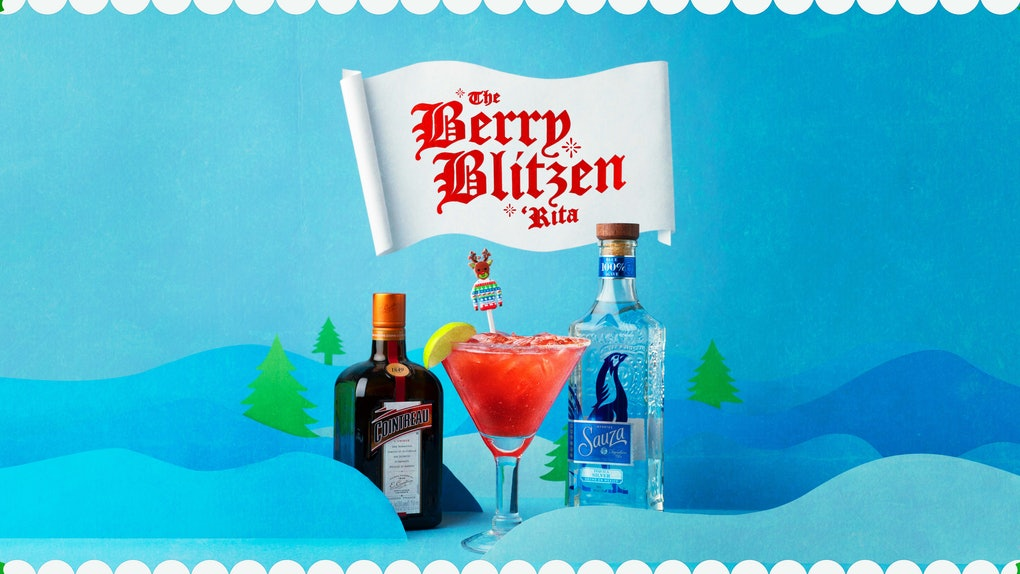 Chili's December 2019 Marg Of The Month