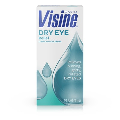Visine Tears Eye Drops Dry Eye Relief