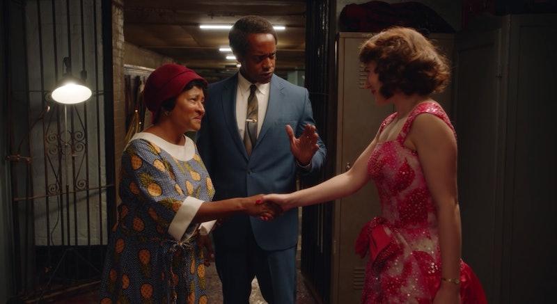 Midge meets Moms Mabley in Marvelous Mrs Maisel Season 3