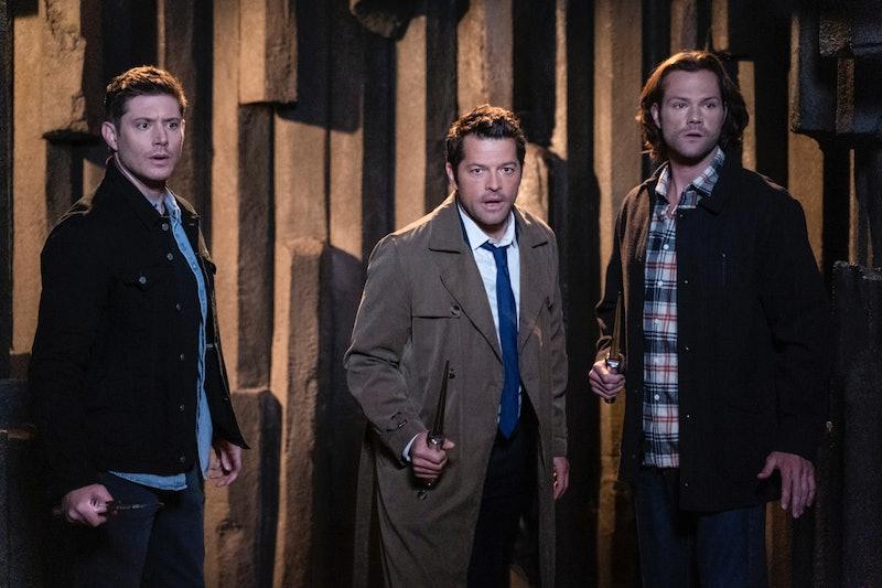 Supernatural Season 15 will return soon.