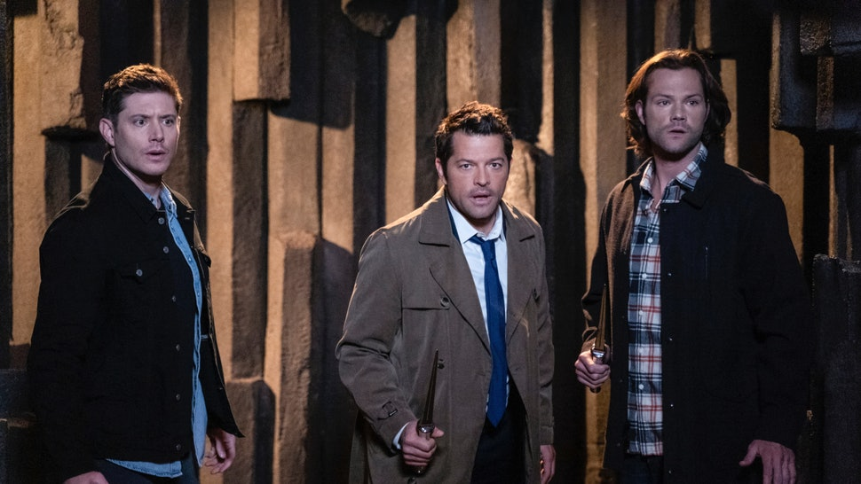 Supernatural Season 15 will return soon.
