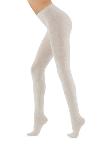 Soft Modal And Cashmere Blend Tights