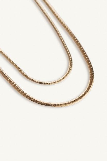 Kennedy Herringbone Chain