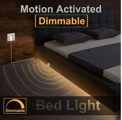 WILLED Dimmable Motion Activated Bed Light
