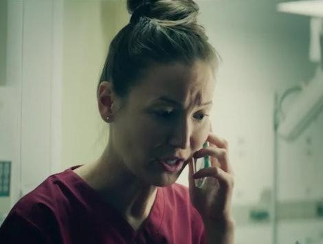 Jennifer Spence in Alibi's 'Traces'