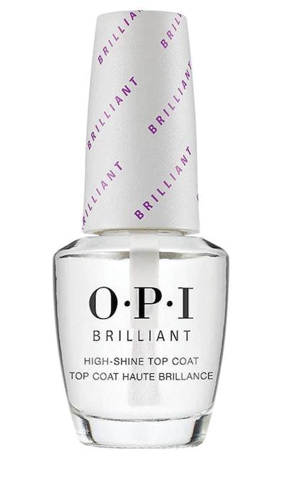 OPI Brilliant High-Shine Top Coat