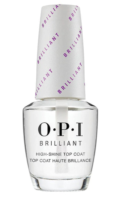 OPI Brilliant High-Shine Top Coat