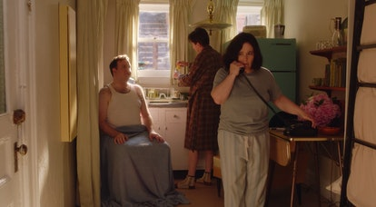 Susie lives in poverty in Mrs. Maisel and sublets to two other men.
