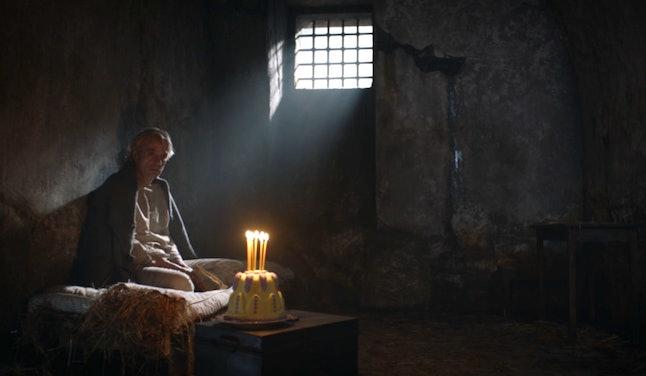 Jeremy Irons as Adrian Veidt in Watchmen