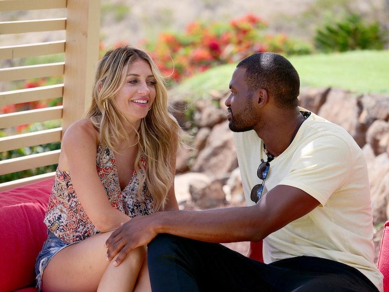 Kate and Dom on 'Temptation Island' Season 2